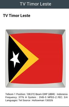 TV Timor Leste Info Channel screenshot 1
