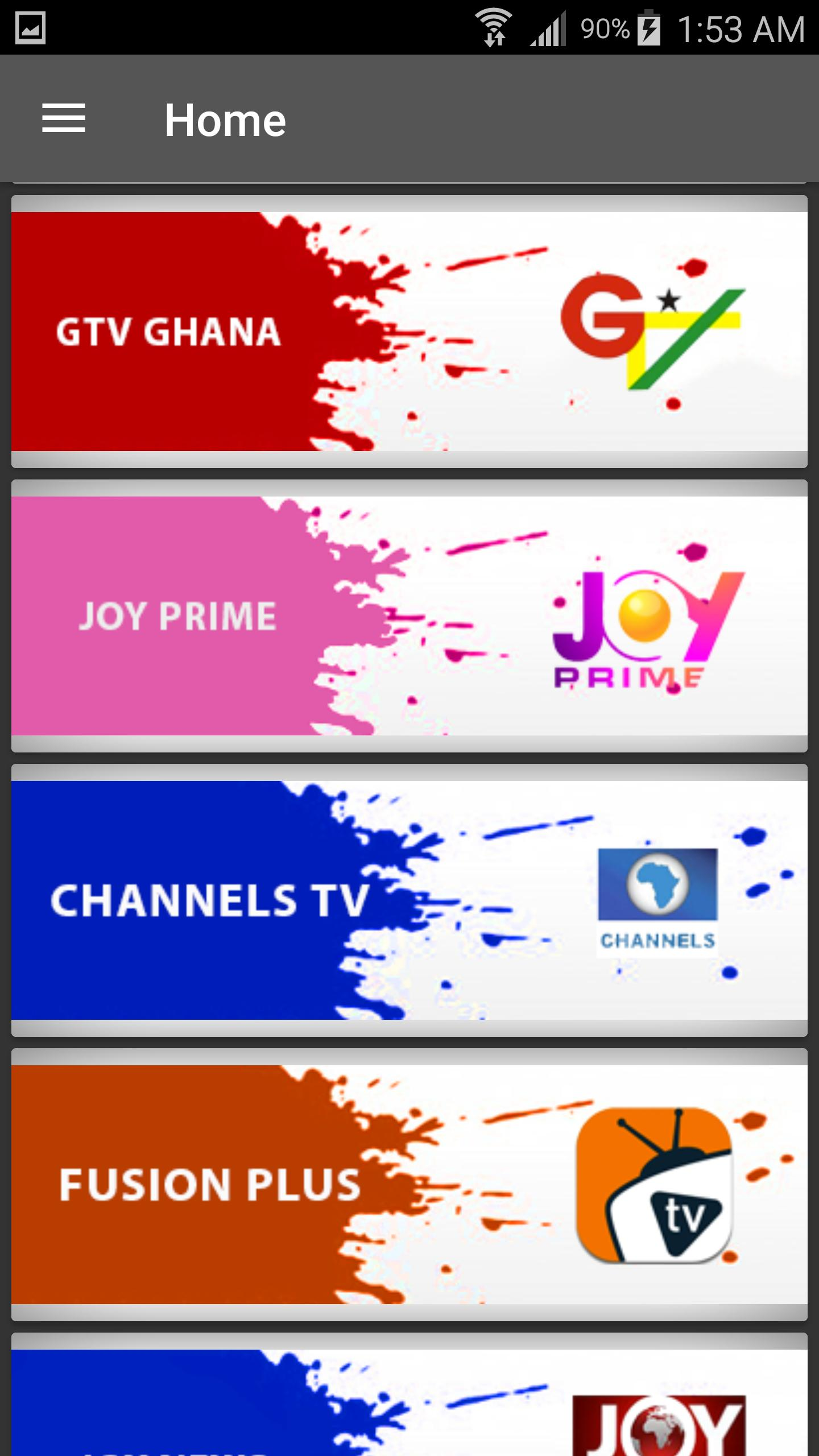 TV3 Ghana for Android - APK Download