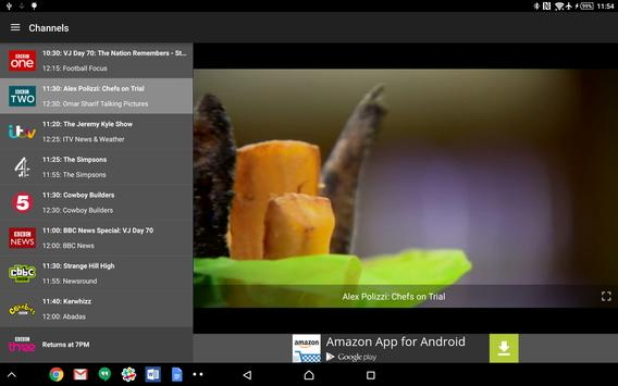 Fabulous tvcatchup android app gets full release – download it now.