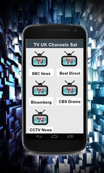 TV UK Channels Sat poster