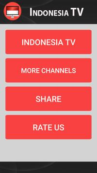 Indonesia TV - Enjoy Indonesia TV Channels in HD ! poster