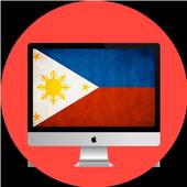 Philippines TV - Enjoy Philippines TV CHannels HD! icon