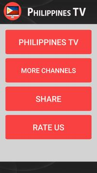 Philippines TV - Enjoy Philippines TV CHannels HD! poster