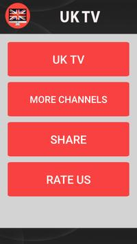 United Kingdom TV - Enjoy UK TV Channels in HD ! poster