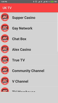 United Kingdom TV - Enjoy UK TV Channels in HD ! screenshot 5
