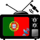 TV Channels Portugal Sat icon