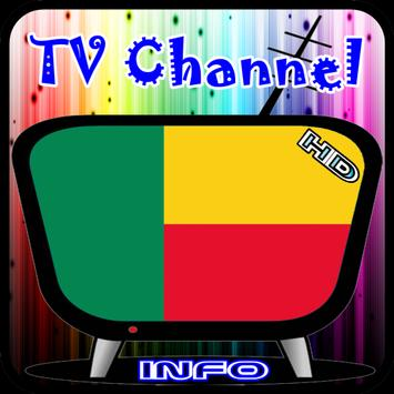 Info TV Channel Benin HD poster