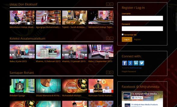 alhijrahmedia.com apk screenshot