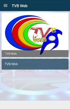 TVB Web poster