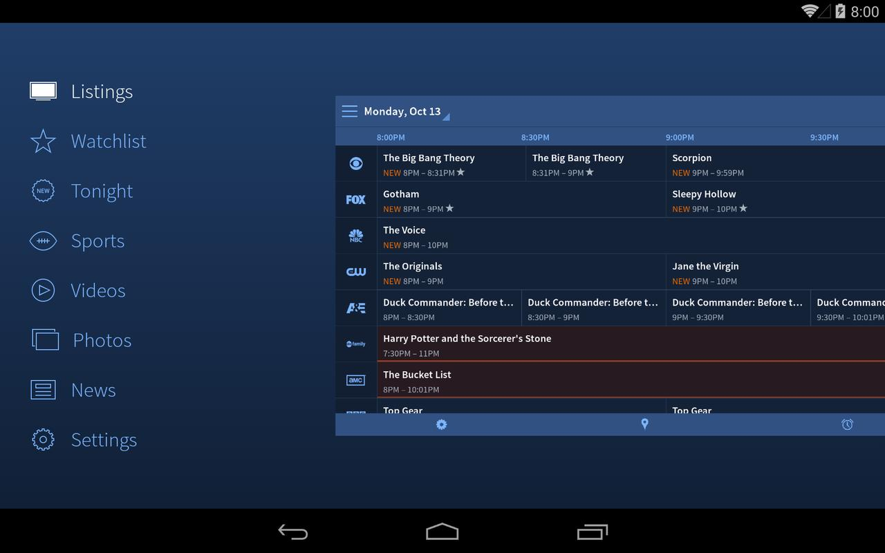Tv Guide Apk Download Gratis Hiburan Apl Untuk Android