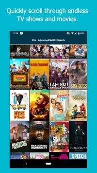MyFlix - Netflix Search Engine for Android - APK Download