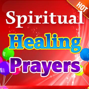 Spiritual Healing Prayers poster