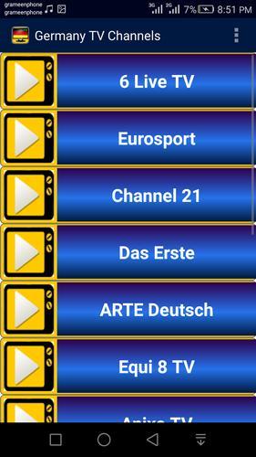 german tv apk