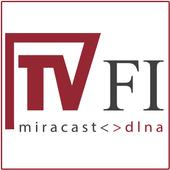 TVFi (Miracast/Screen Mirror) icon