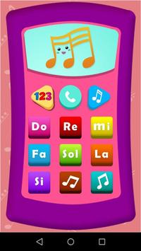 Baby phone game screenshot 12