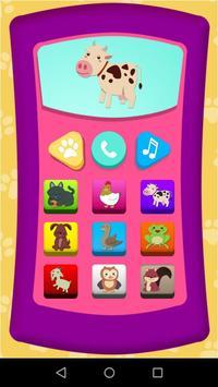 Baby phone game screenshot 2