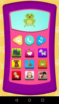 Baby phone game screenshot 3