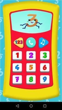 Baby phone game screenshot 5