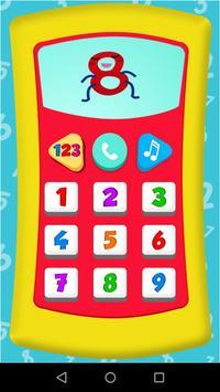 Baby phone game screenshot 8