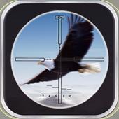 Snow Bird Hunting Sniper Hunt icon