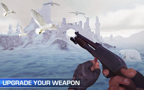 Snow Bird Hunting Sniper Hunt apk screenshot