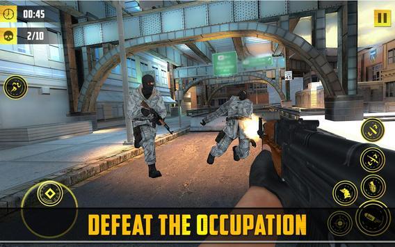 Commando Vengeance Attack screenshot 2