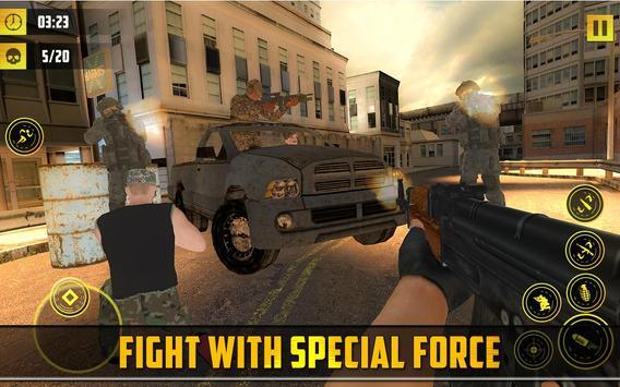 Commando Vengeance Attack screenshot 8