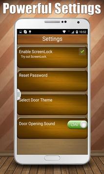 Door Screen Locker screenshot 2
