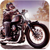 Moto Stunt Bike Rider icon
