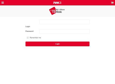 TVH MyTotalSource apk screenshot
