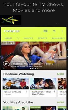 Hotstar HD screenshot 2