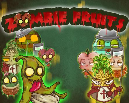 Zombie Fruits: Bite it ! screenshot 3
