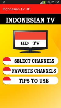 All Indonesia TV Channels Help poster