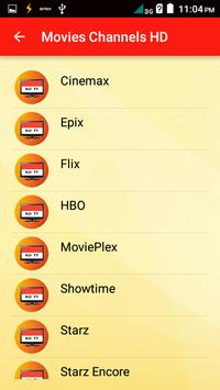 All Indonesia TV Channels Help apk screenshot