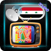 Channel Sat TV Syria icon