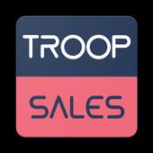 Troop Sales icon