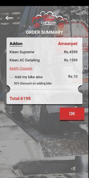 Kleen Car Wash screenshot 5