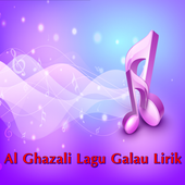 Al Ghazali Lagu Galau Lirik icon