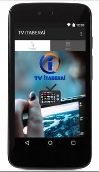 TV ITABERAÍ poster