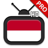 TV Online Indonesia Pro HD icon