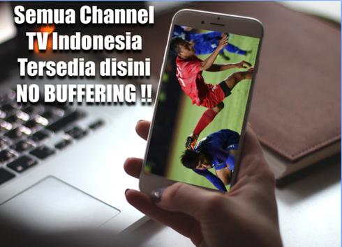 TV Online Indonesia Pro HD poster