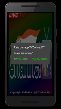 TVOnline.ID™ apk screenshot