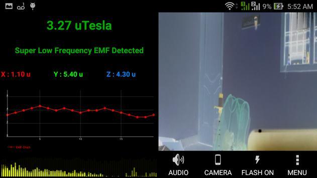 Paranormal Ghost Detector apk screenshot