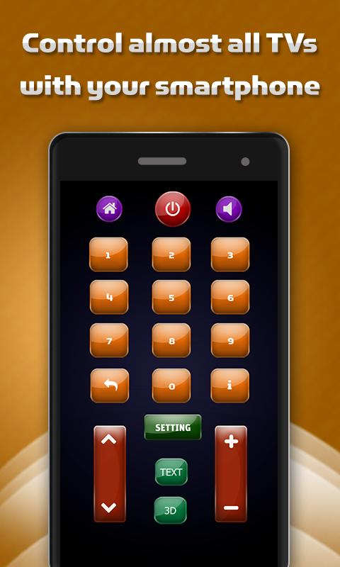 IR Blaster TV Remote Control for Android - APK Download