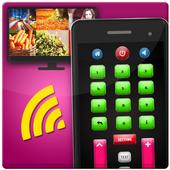 Perfect IR Universal TV Remote icon