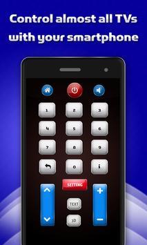Smart IR Easy TV Remote apk screenshot