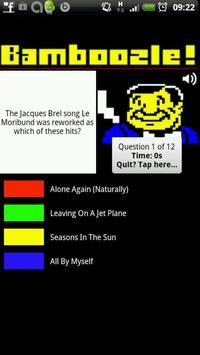 Bamboozle - Trivia Quiz Game apk screenshot