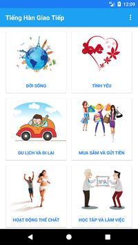 Tiếng Hàn Giao Tiếp poster