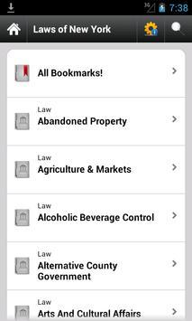 NY Laws screenshot 4