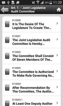 NY Laws screenshot 1